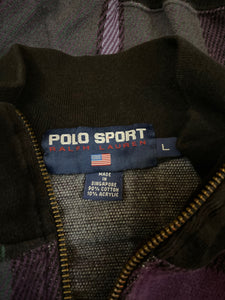 Polo Sport Quarter Zip Pull Over