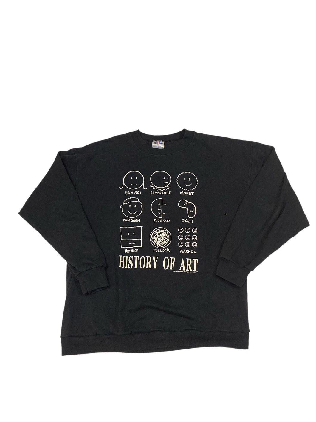 History of Art Crewneck