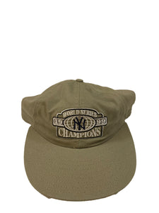 1999 New York Yankees World Series Hat