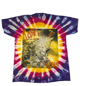 1998 Korn Family Values Tour Street Vendor Tee