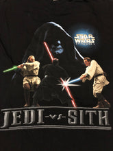 Load image into Gallery viewer, Star Wars Jedi vs Sith Tee
