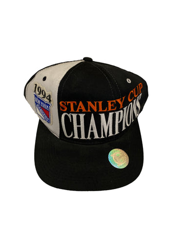 New York Rangers 1994 Stanley Cup Hat