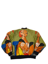 Load image into Gallery viewer, Picasso Bomber Jacket