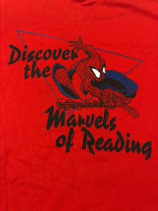 New York Is Book Country Spider Man Tee