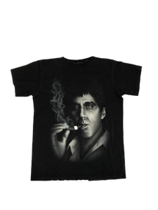 Scarface Smoking Tee