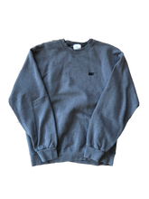 Load image into Gallery viewer, Nike Charcoal Crewneck