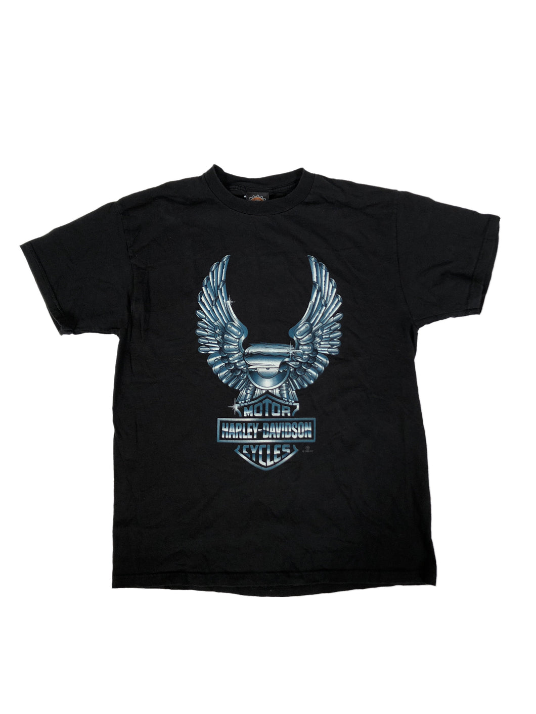 Harley Davidson Chrome Eagle Tee