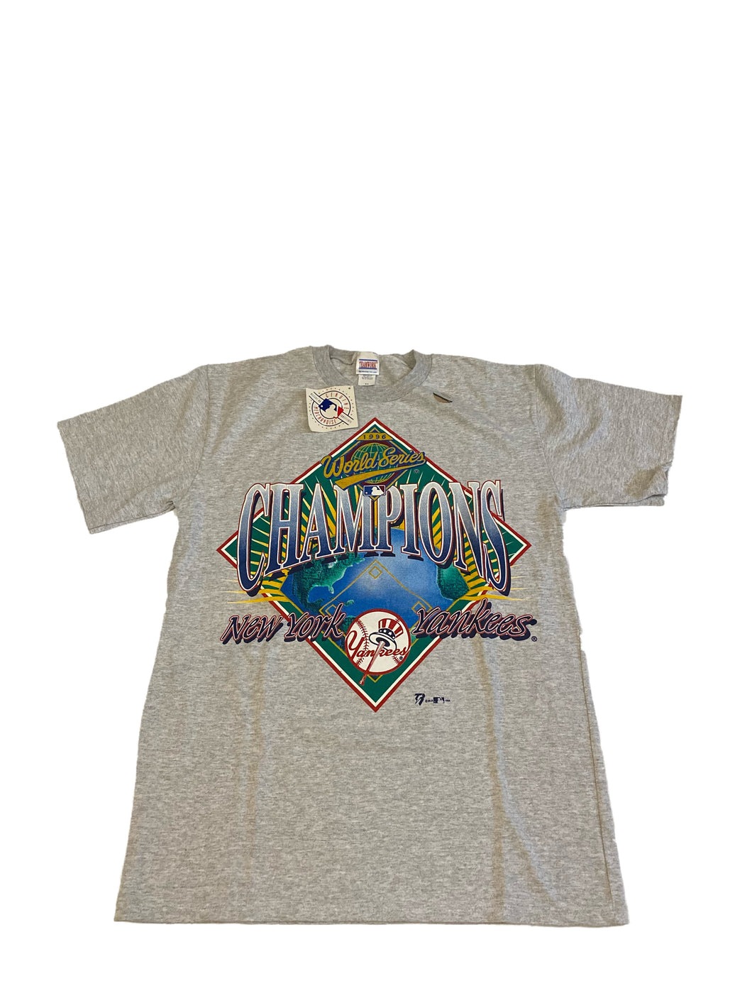 1996 New York Yankees World Series Tee