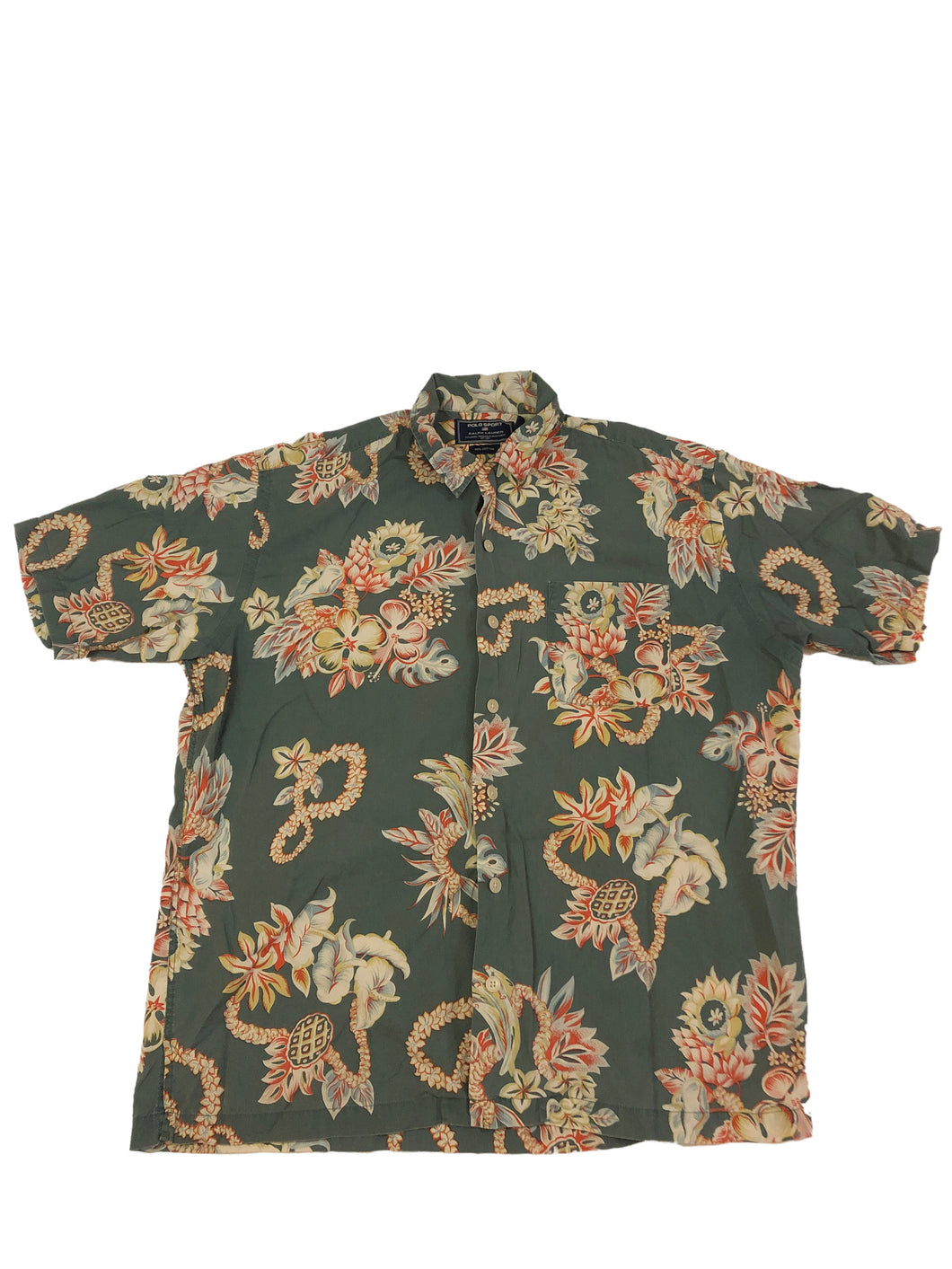 Polo Sport Hawaiian Button Down