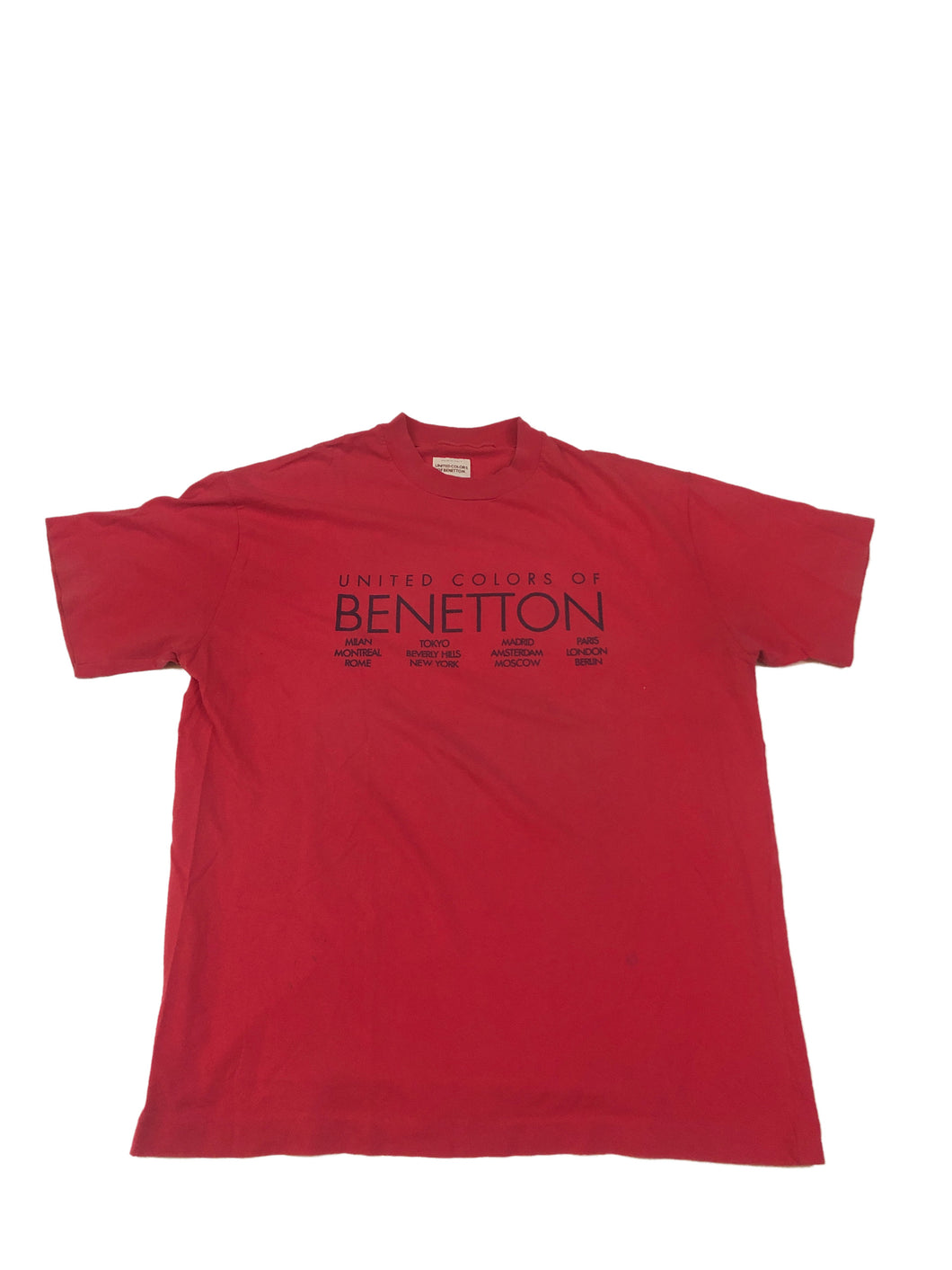 United Colors is Benetton Tee