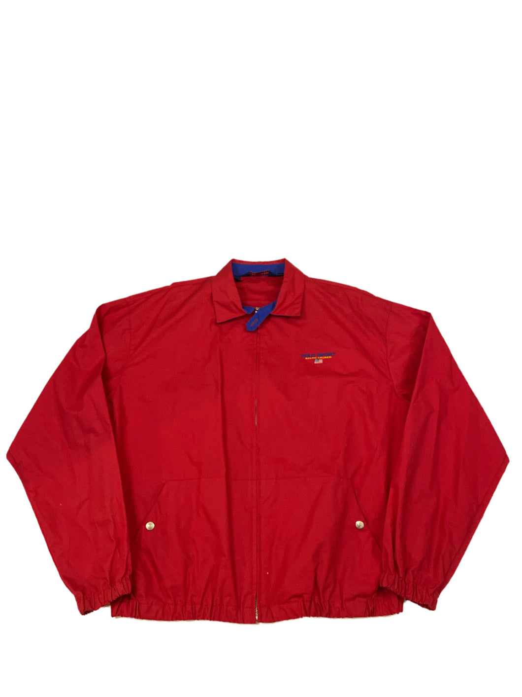 Light Weight Polo Sport Jacket