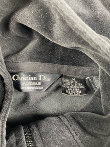 Christian Dior Velour Top