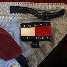 Load image into Gallery viewer, Tommy Hilfiger Color Block Polo