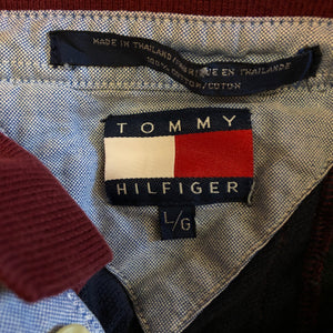 Tommy Hilfiger Color Block Polo