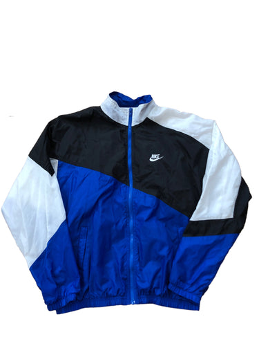Nike Grey Tag Windbreaker