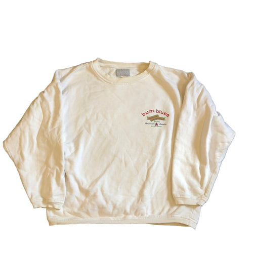 B.U.M Equipment Blues Crewneck