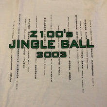 Load image into Gallery viewer, 2003 Z100 Jingle Ball The Matirx Inspired Tee