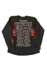 Load image into Gallery viewer, 2002 Danzig Tour Long Sleeve