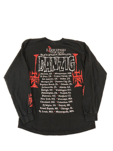2002 Danzig Tour Long Sleeve