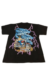 Load image into Gallery viewer, Leader of the Pack USA Thunder Tee