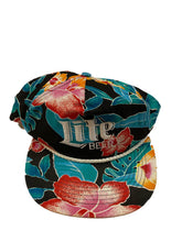 Load image into Gallery viewer, Miller Lite Floral Snapback