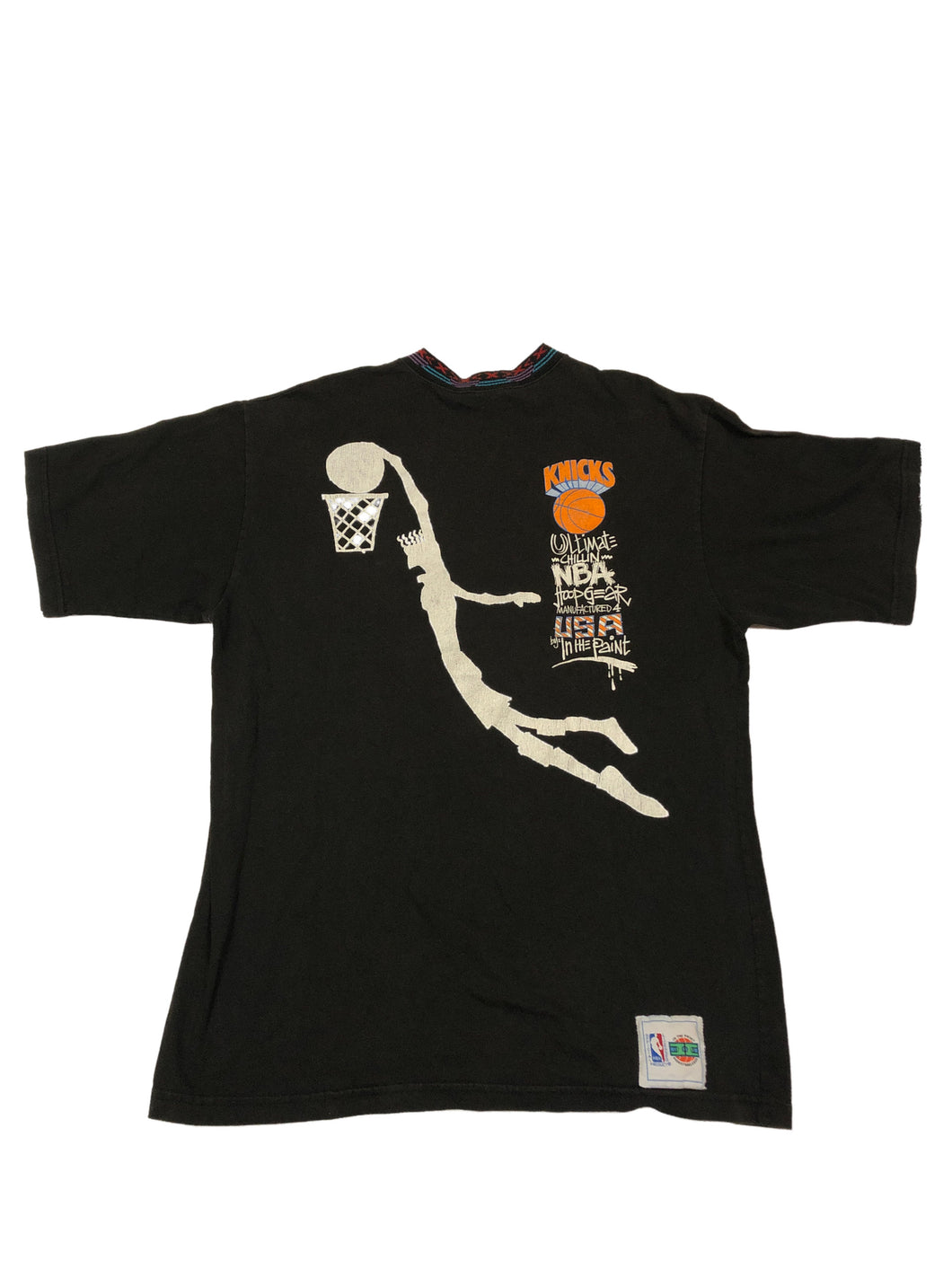 Knicks In the Paint Tee