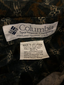 Columbia Corduroy Button Down
