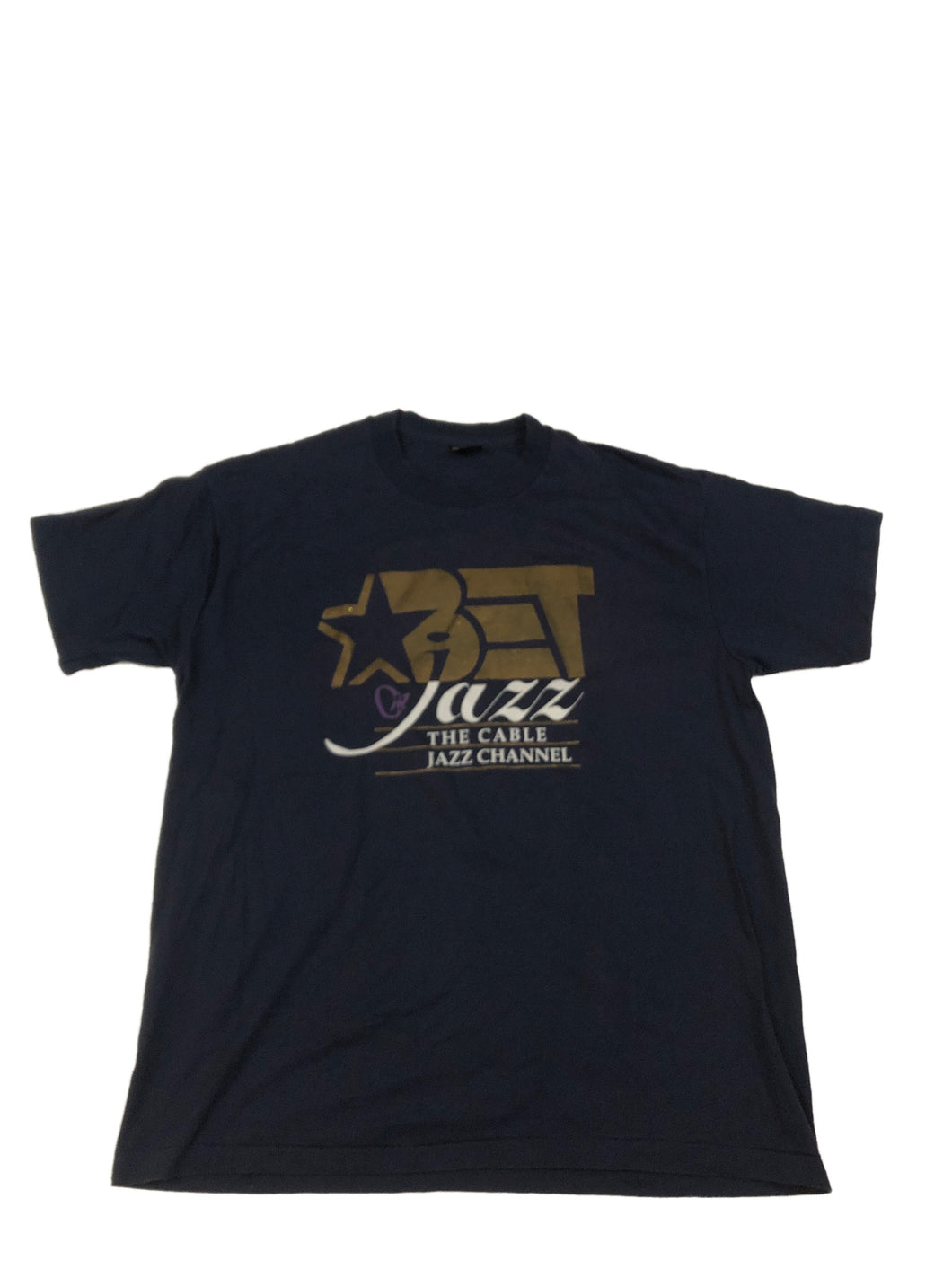 BET Jazz Channel Tee