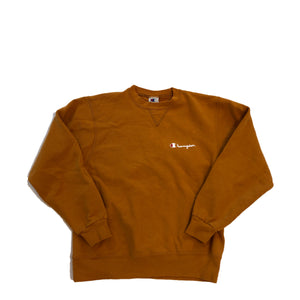 Gold Champion Crewneck