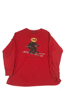 Polo Bear Ski Long Sleeve