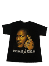 Load image into Gallery viewer, 2000s Michael Jordan Rings Tee