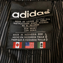 Load image into Gallery viewer, Adidas Pin Stripe Shorts