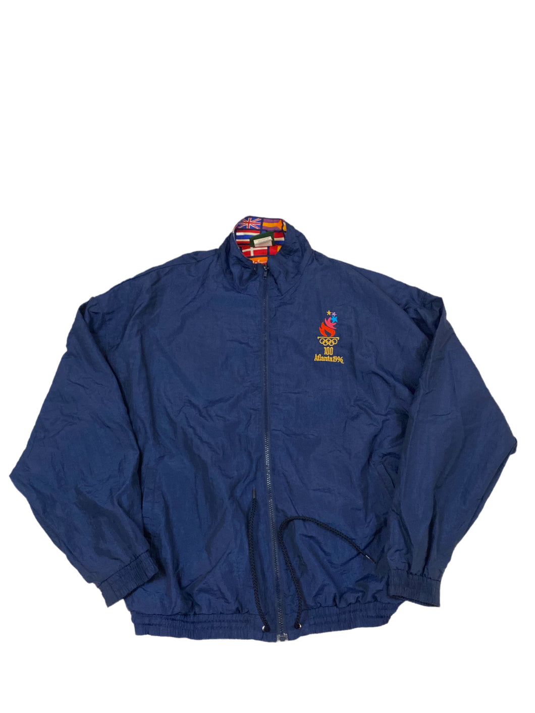 1996 Atlanta Olympics Windbreaker