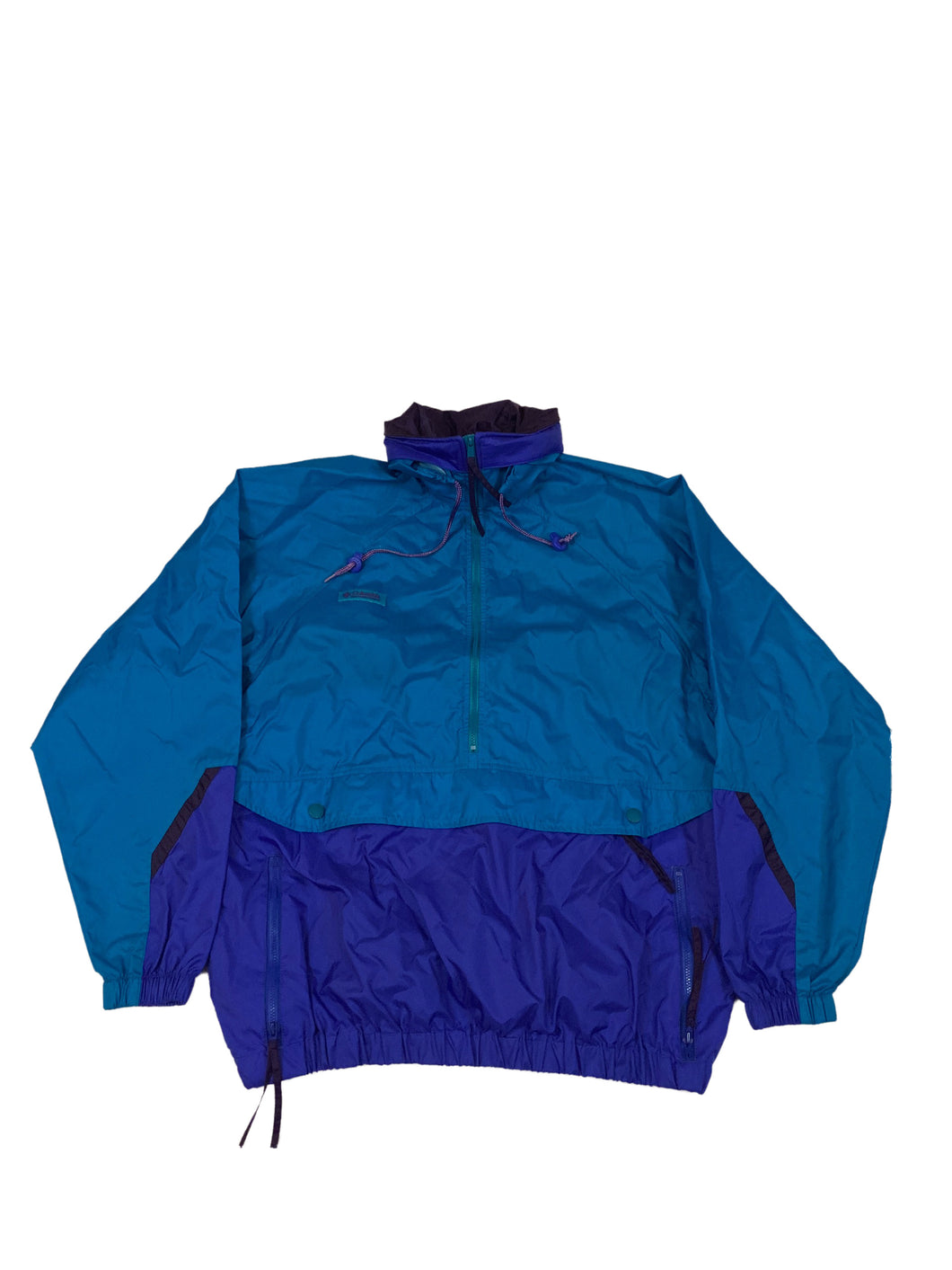 Columbia Anorak Windbreaker