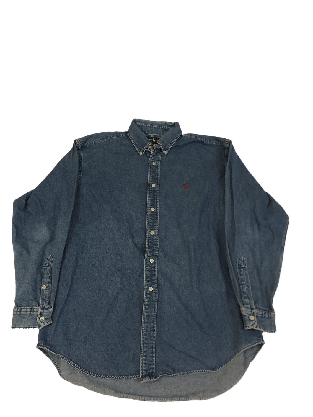Polo Ralph Lauren Denim Button Up