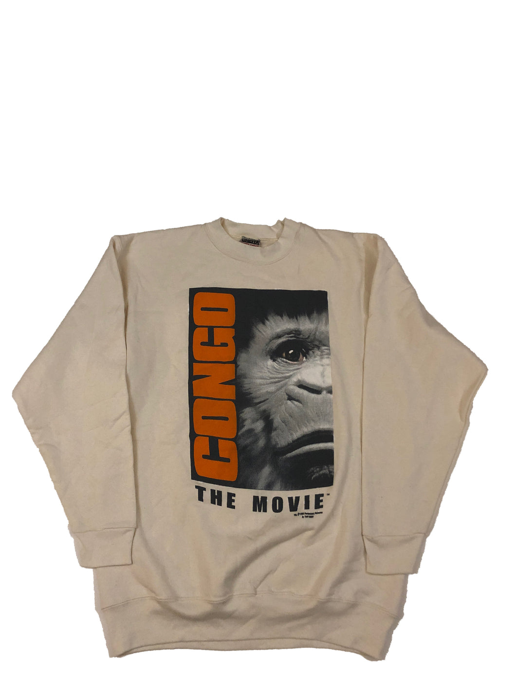 Congo The Movie Promo Crewneck