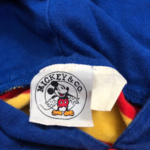 Load image into Gallery viewer, Mickey Mouse Hooded Long Sleeve