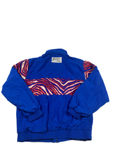 New York Giants Zubaz Windbreaker