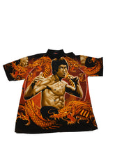 Load image into Gallery viewer, Bruce Lee Button Down