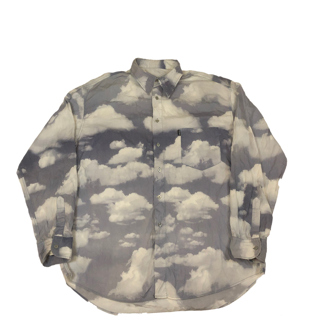 Moschino Cloud Button Down