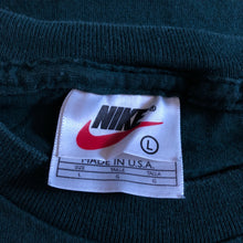 Load image into Gallery viewer, Forest Green Nike Tee