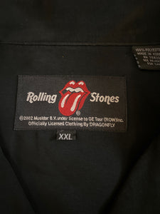 Rolling Stones Dragonfly Button Down