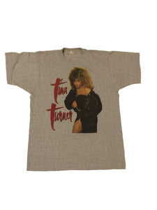 1987 Tina Turner Tour Tee
