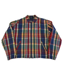 Load image into Gallery viewer, Plaid Polo Ralph Lauren Jacket