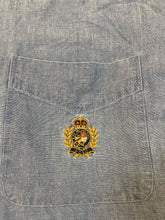 Load image into Gallery viewer, Polo Ralph Lauren Crest Button Down