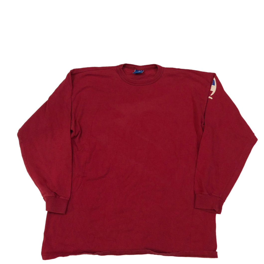 Maroon Champion Long Sleeve