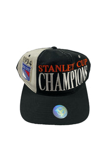 1994 New York Rangers Stanley Cup Hat