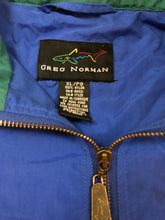 Load image into Gallery viewer, Greg Norman Windbreaker