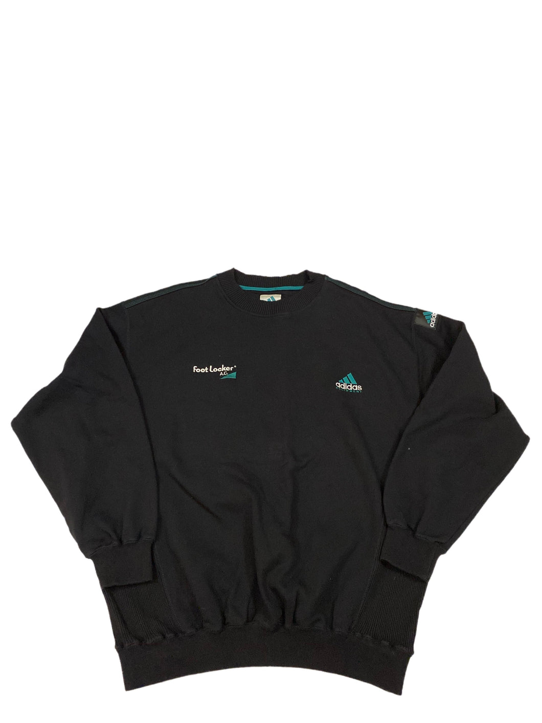 Adidas Equipment Footlocker Staff Crewneck