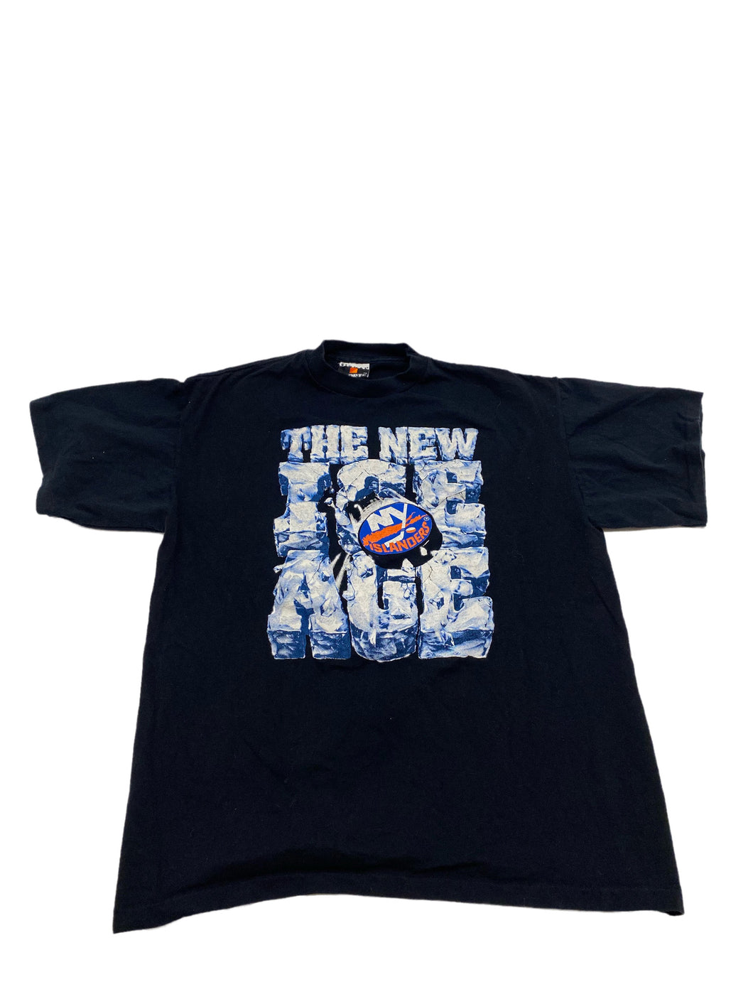 New York Islanders Ice Age Tee